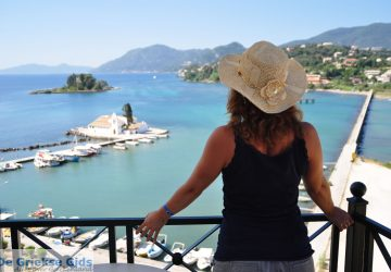 Kanoni Corfu