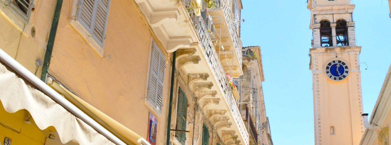 Agios Spyridon Corfu