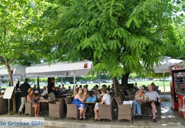 Esplanade - Spianada Corfu