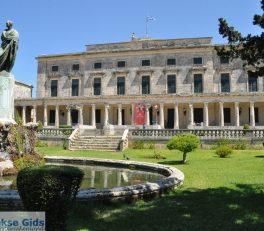 Geschiedenis Corfu
