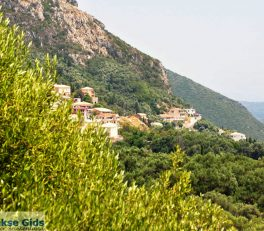 Lakones Corfu