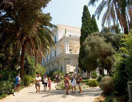 Achillion Corfu
