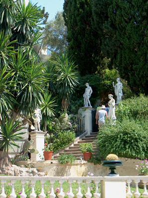 Achillion Corfu / Korfoe