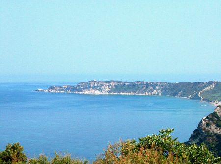 Afionas Corfu / Korfoe