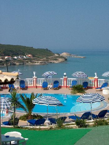 Agios Stefanos Avlioton Corfu - Korfoe