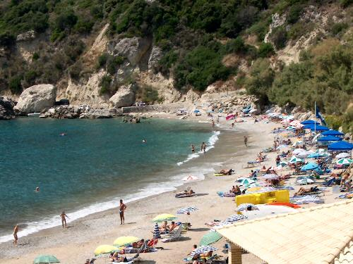 Ermones Corfu / Korfoe