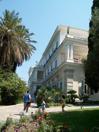 Gastouri Corfu / Korfoe
