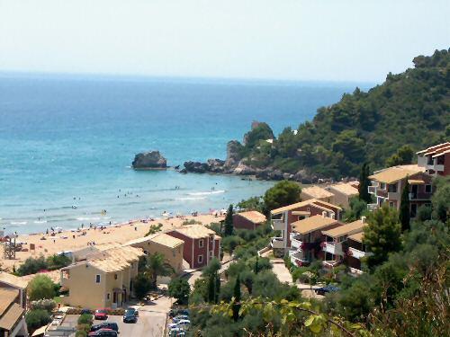 Glifada (Glyfada) Corfu - Korfoe