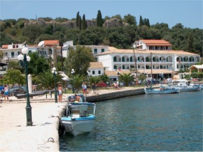 Kassiopi Corfu / Korfoe