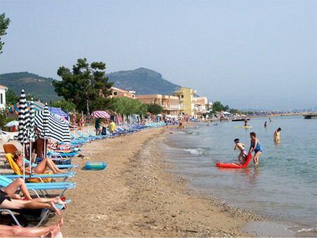 Messoggi / Mesonghi Corfu (Korfoe)