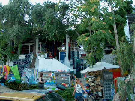 Nisaki (Nissaki) Corfu - Korfoe