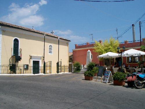 Pelekas Corfu / Korfoe