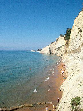 Peroulades Corfu / Korfoe