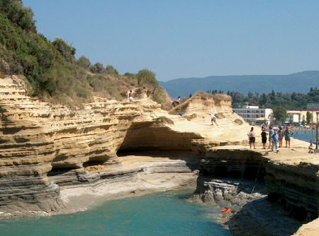 Sidari Corfu / Korfoe